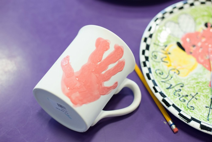 Mother's Day Breakfast with Custom Painted Dinnerware | As You Wish Pottery