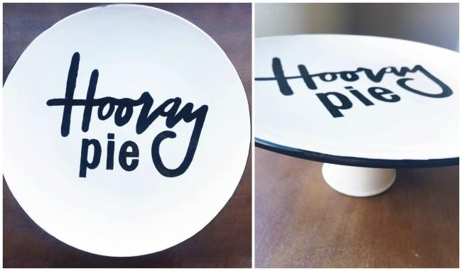 Pie plate 1
