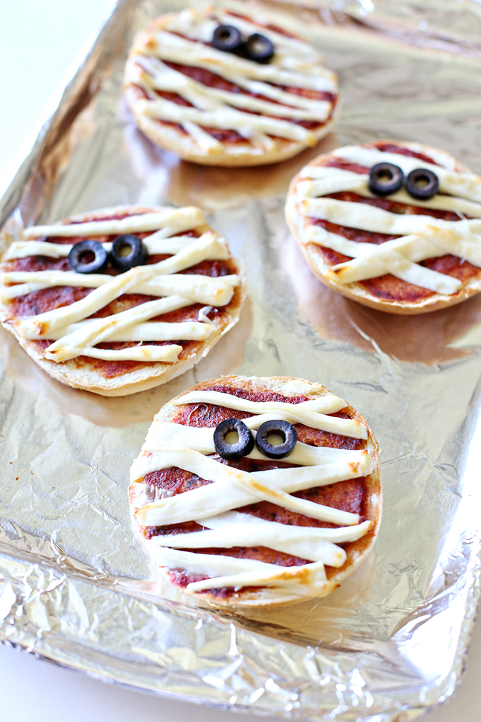 Mummy Pizza Bagels 4 copy